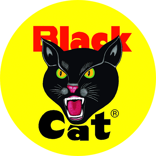 black cat fireworks